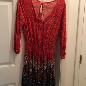 Hollister dress size small